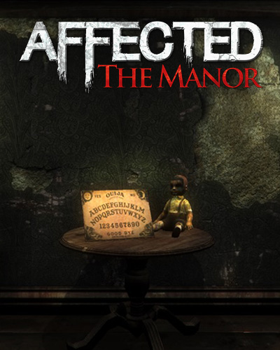 Affected The Manor - Virtuix Omni - Virtual Game Rennes