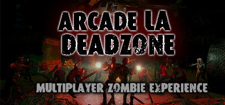 Arcade LA Deadzone - Roomscale - Virtual Game Rennes