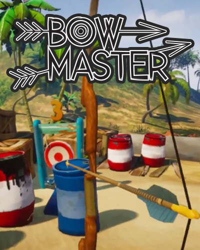 Bow Master - Virtuix Omni - Virtual Game Rennes
