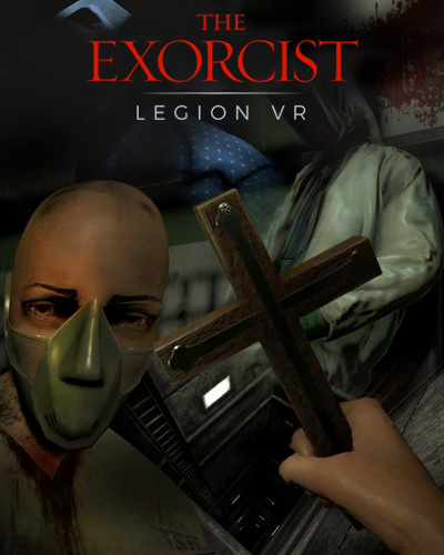 The Exorcist Legion VR - Virtuix Omni - Virtual Game Rennes