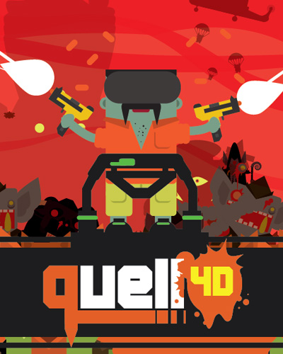 Quell 4D - Virtuix Omni - Virtual Game Rennes