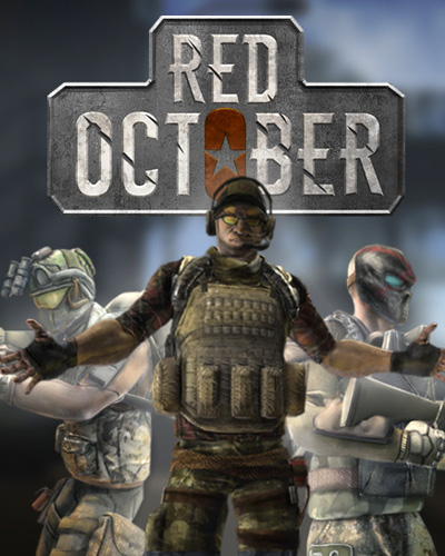 Red October - Virtuix Omni - Virtual Game Rennes