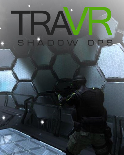 TRAVR Shadow Ops - Virtuix Omni - Virtual Game Rennes