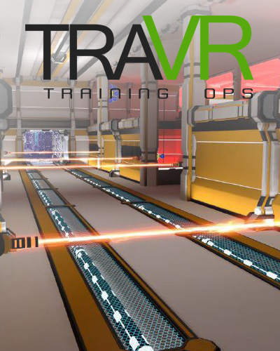TRAVR Training Ops - Virtuix Omni - Virtual Game Rennes