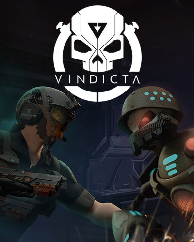 Vindicta - Virtuix Omni - Virtual Game Rennes